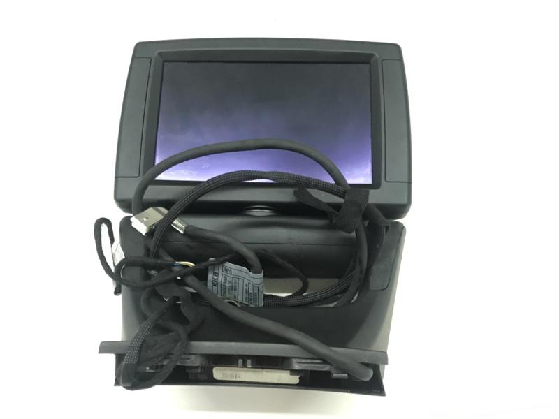 Монитор в задней части салона Bmw X5 E70 M57 3.0 2009 (б/у)