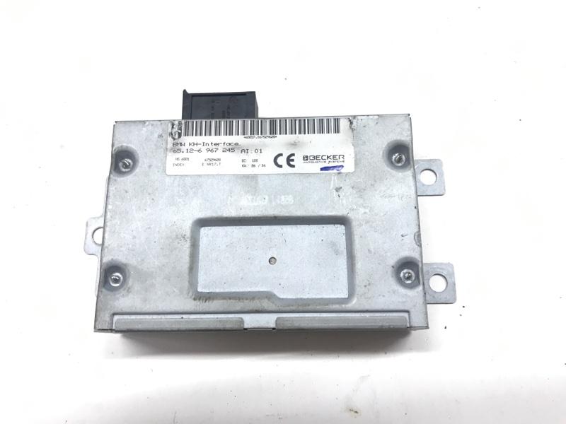 Модуль наушников Bmw 7 Series E66 N62 2006 (б/у)