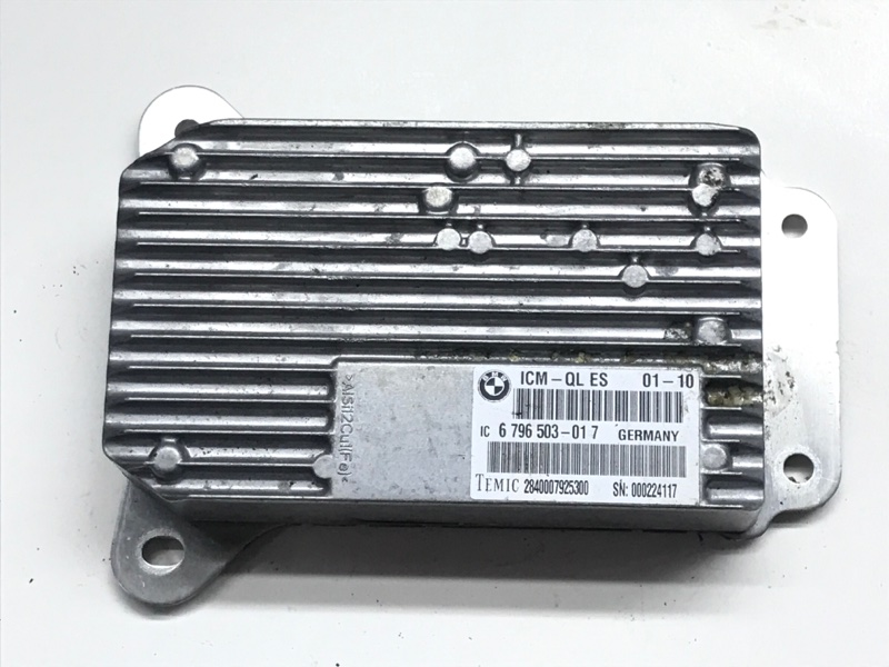 Эбу icm Bmw 7 Series F01 N63B44A 2010 (б/у)