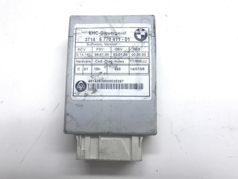 Эбу системы подачи воздуха Bmw 7 Series E66 N73 2006 (б/у)