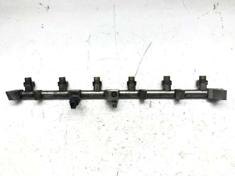 Распределительный трубопровод Bmw 7 Series E66 N73 2006 левый (б/у)
