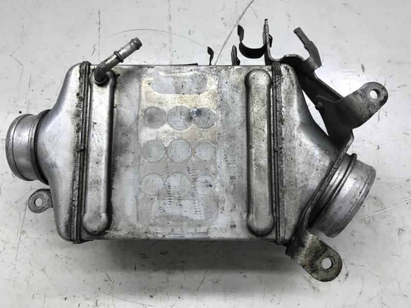 Охладитель наддувочного воздуха Bmw X5M E70 S63 2010 (б/у)