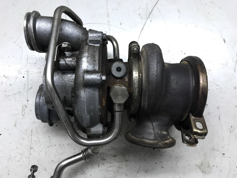 Турбина Bmw 7 Series F01 N63B44A 2010 (б/у)