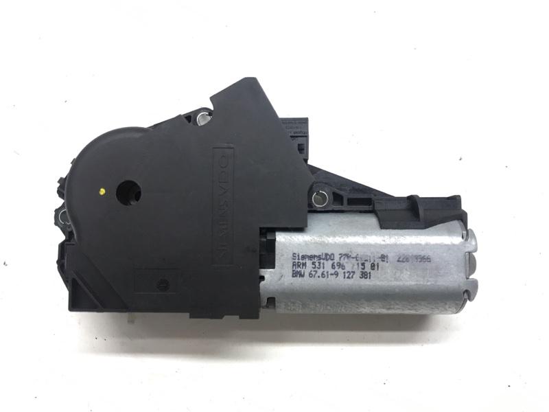 Моторчик люка Bmw X6 E71 N54 2009 (б/у)