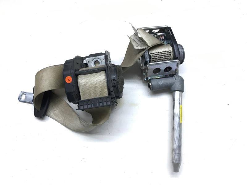 Ремень плечевой Bmw 7 Series E65 N63B40 2006 задний левый (б/у)