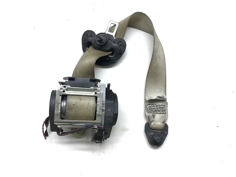 Ремень плечевой Bmw 7 Series E65 N63B40 2006 передний левый (б/у)