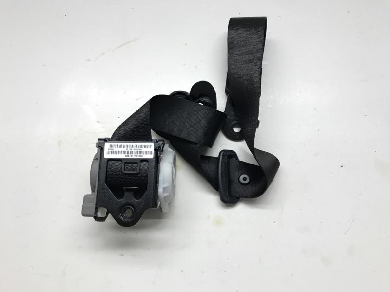 Ремень плечевой Bmw X5M E70 S63 2010 передний левый (б/у)
