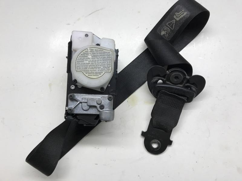 Ремень плечевой Bmw X5M E70 S63 2010 передний правый (б/у)