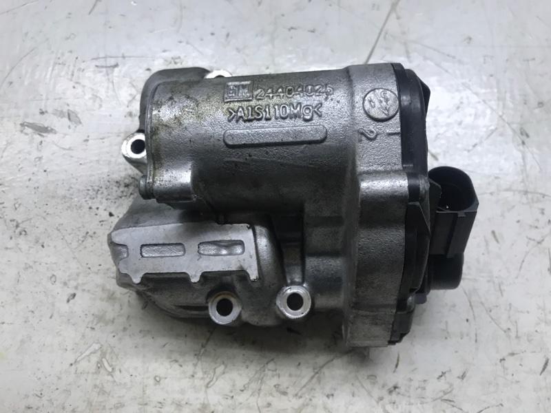 Клапан egr (рециркуляции выхлопных газов) Opel Zafira B Z22YH 2007 (б/у)