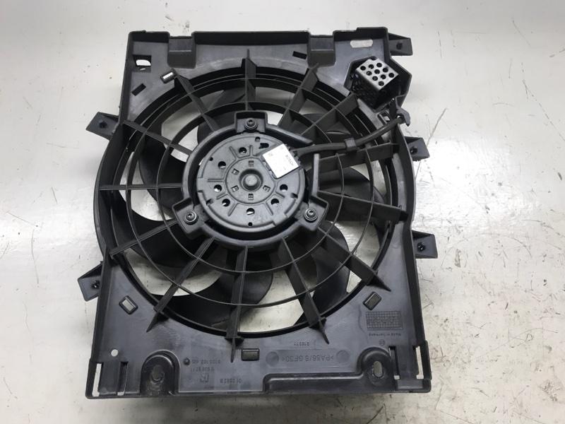 Вентилятор радиатора кондиционера Opel Zafira B Z22YH 2007 (б/у)