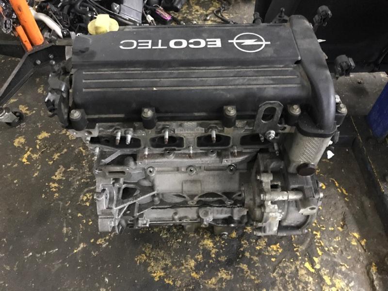 Двигатель z22yh Opel Zafira B Z22YH 2007 (б/у)