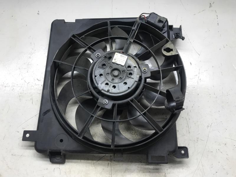 Вентилятор охлаждения Opel Zafira B Z22YH 2007 (б/у)