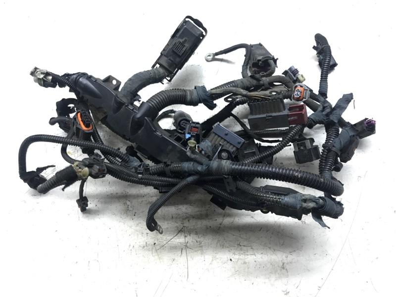 Проводка двигателя Opel Zafira B Z22YH 2007 (б/у)
