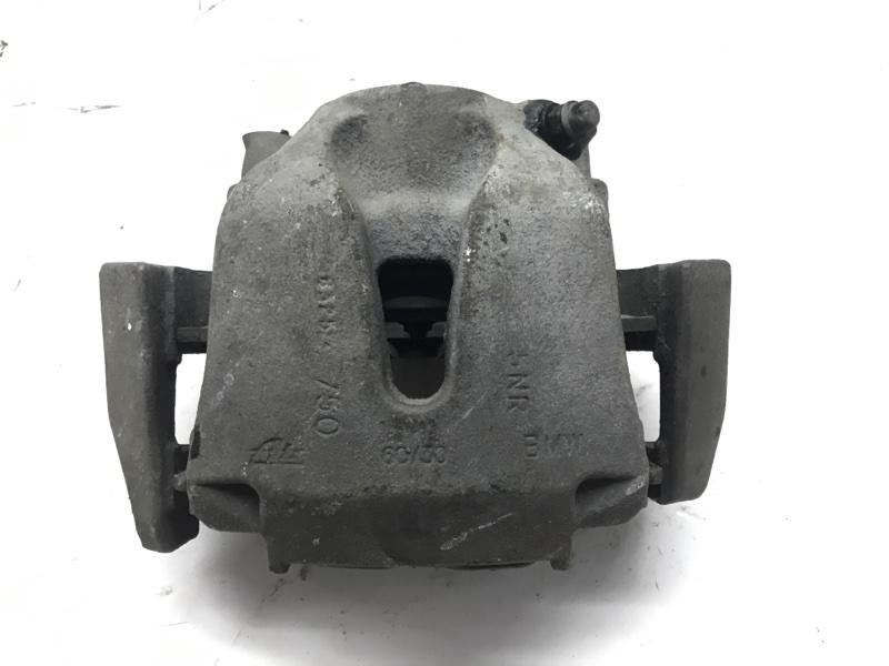 Суппорт тормозной Bmw X5 E70 N62 4.8 2009 передний правый (б/у)