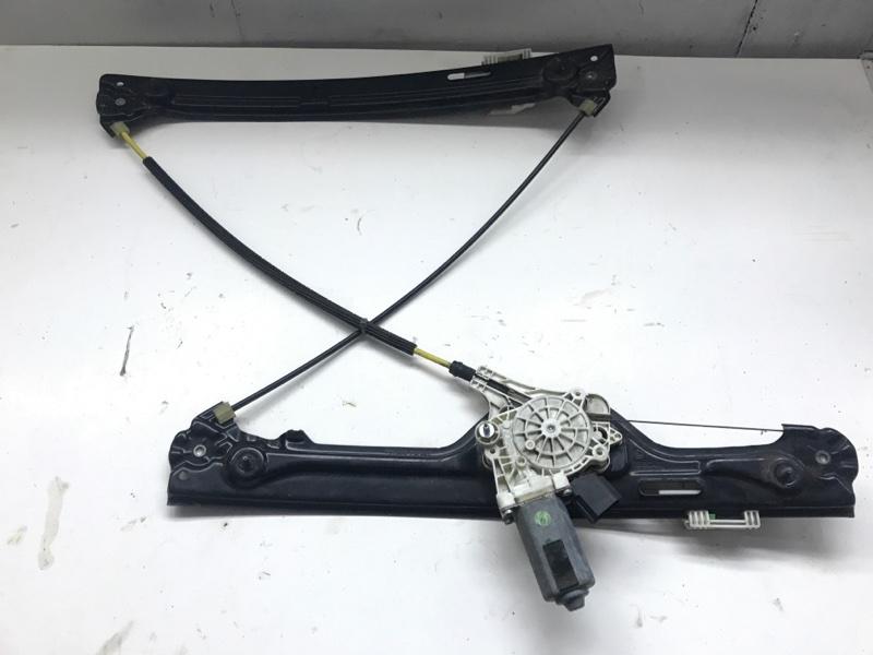 Стеклоподъемник Bmw X6 E71 N54 2009 передний правый (б/у)