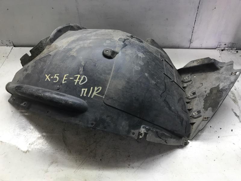 Подкрылок Bmw X5 E70 N62 2011 передний правый (б/у)