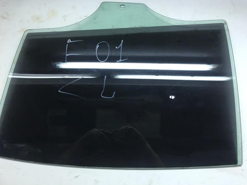 Стекло двери Bmw 7 Series F01 N63B44A 2010 заднее левое (б/у)