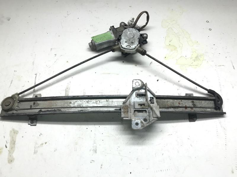 Стеклоподъемник Suzuki Liana RH416 M16A 1.6I 2005 передний правый (б/у)