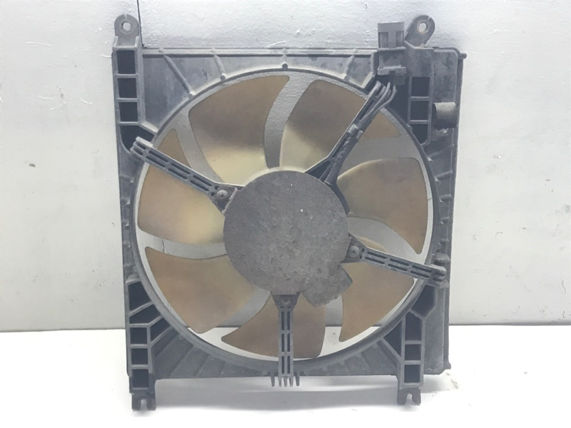 Вентилятор радиатора кондиционера Suzuki Liana RH416 M16A 1.6I 2005 (б/у)