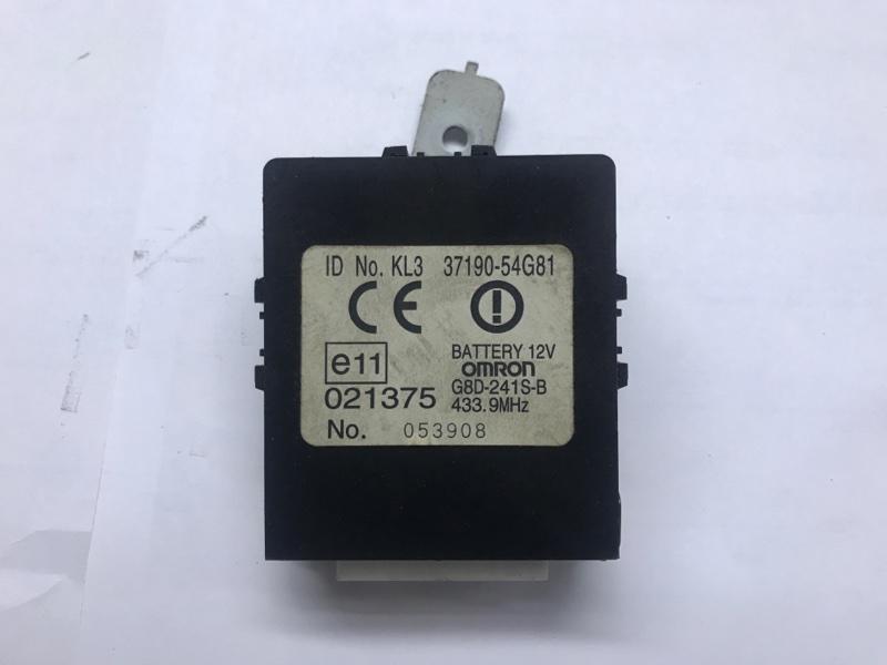 Блок управления центральным замком Suzuki Liana RH416 M16A 1.6I 2005 (б/у)