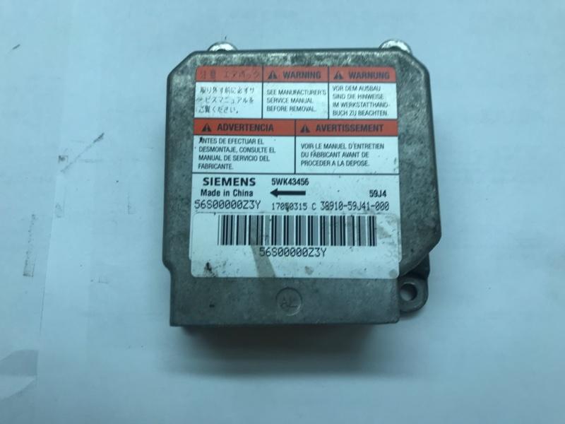 Блок управления airbag Suzuki Liana RH416 M16A 1.6I 2005 (б/у)
