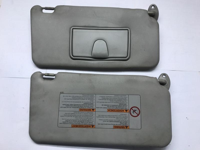 Козырек солнцезащитный Suzuki Liana RH416 M16A 1.6I 2005 передний (б/у)