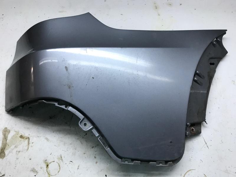 Накладка заднего бампера Bmw X5 E70 N52 2009 правая (б/у)