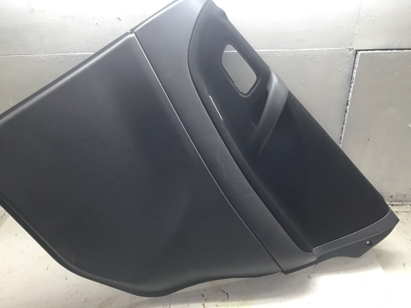 Обшивка дверная Suzuki Liana RH416 M16A 1.6I 2005 задняя правая (б/у)