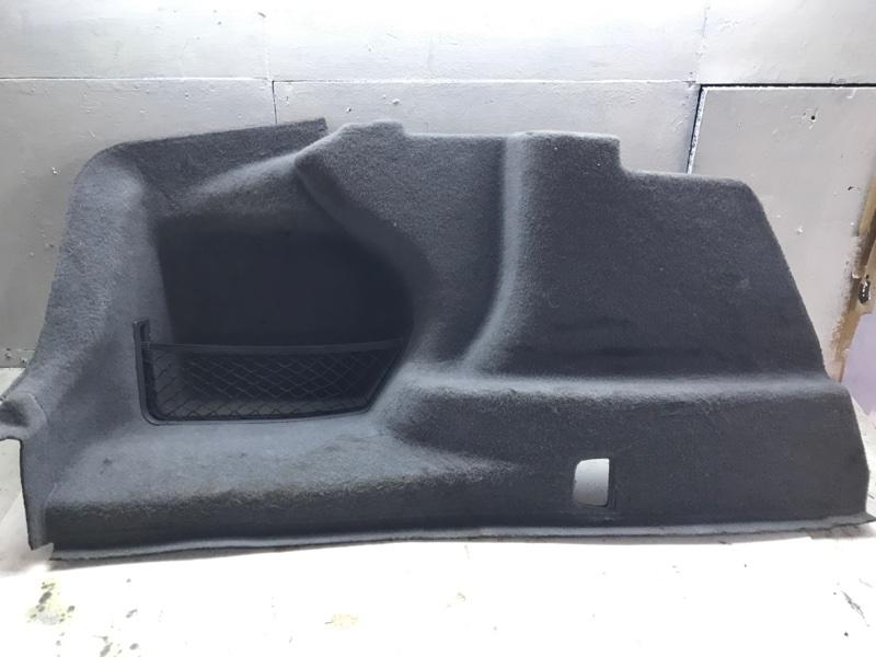 Обшивка багажника Bmw 7 Series F01 N63B44A 2010 левая (б/у)