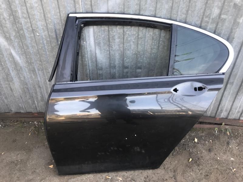 Дверь Bmw 7 Series F01 N63B44A 2010 задняя левая (б/у)
