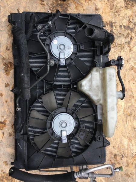 Вентилятор радиатора Mazda 6 GH 2009 (б/у)