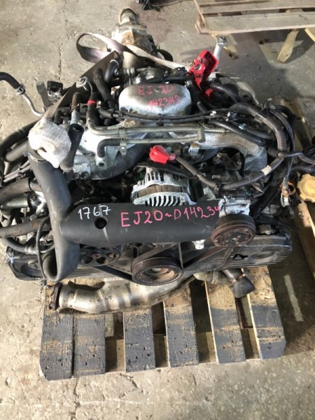 Двигатель Subaru Impreza GH3 EJ203 2008 (б/у)