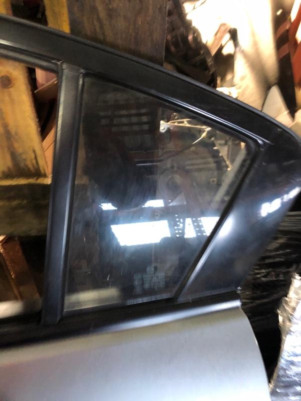 Форточка двери Mazda 3 BL задняя левая (б/у)