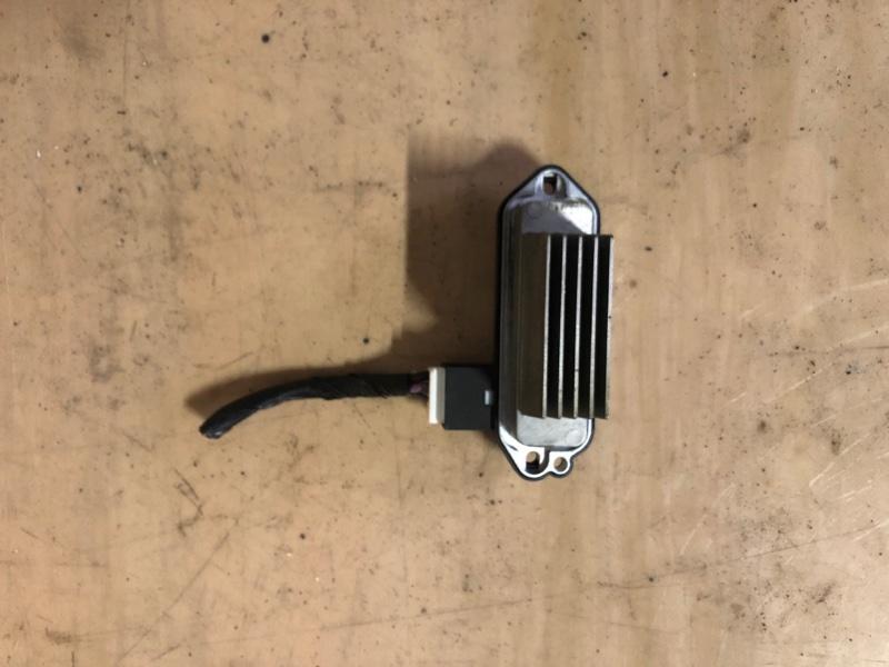 Реостат печки Mazda 3 BL (б/у)