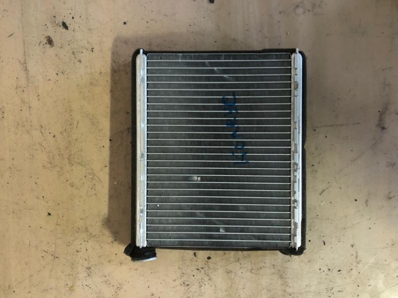 Радиатор отопителя Renault Koleos HY0 (б/у)
