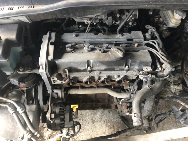 Двигатель Hyundai Getz TB G4ED 2003 (б/у)