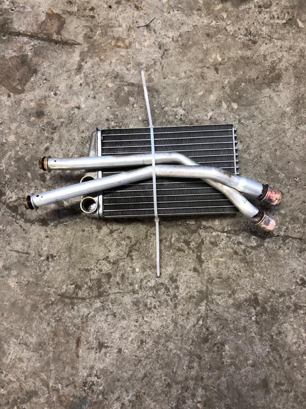 Радиатор отопителя Renault Megane LM05 2007 (б/у)