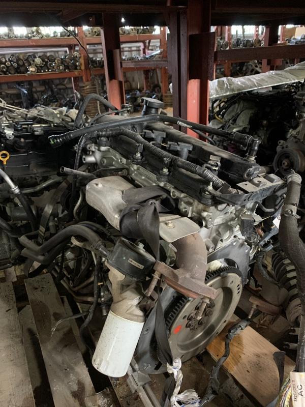 Двигатель Jaguar Xf CC9 AJ30 2007 (б/у)