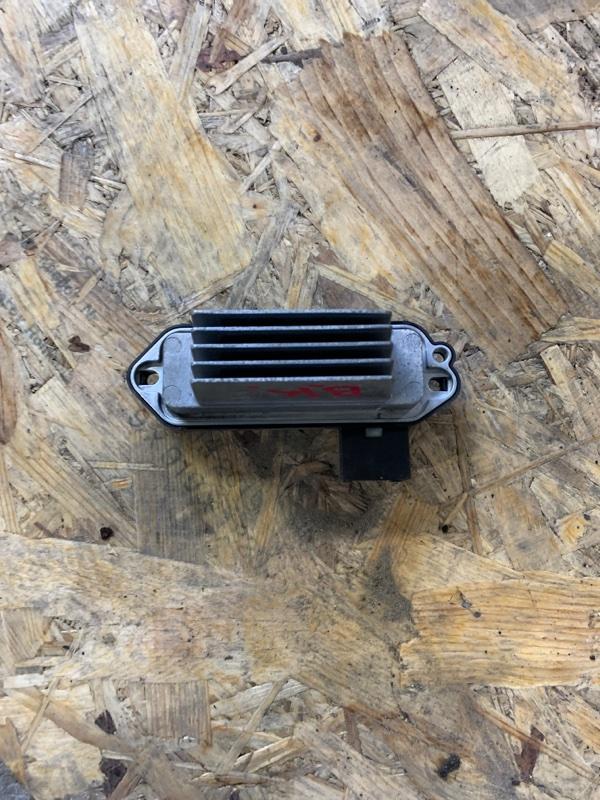 Реостат печки Mazda 3 BK (б/у)