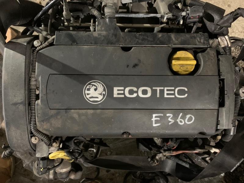 Двигатель Opel Astra H L48 Z18XER 2007 (б/у)