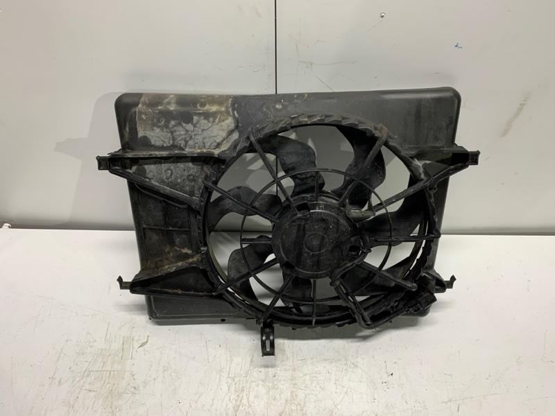 Вентилятор радиатора Hyundai Elantra HD 2008 (б/у)