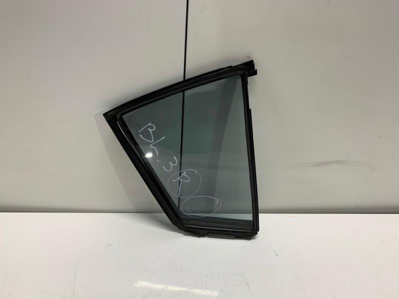 Форточка двери Mazda 3 BL задняя правая (б/у)