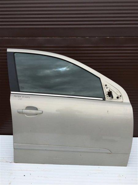 Дверь Opel Astra H Hatchback L48 Z18XER 2008 передняя правая (б/у)