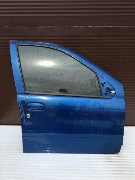 Дверь Fiat Albea 350A1000 2011 передняя правая (б/у)