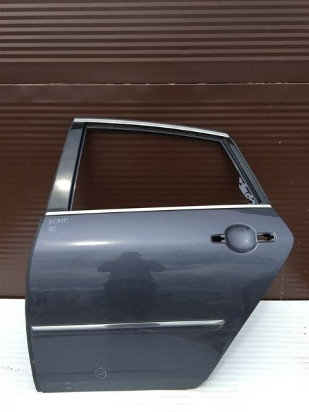 Дверь Infiniti M35 Y50 VQ35 2008 задняя левая (б/у)