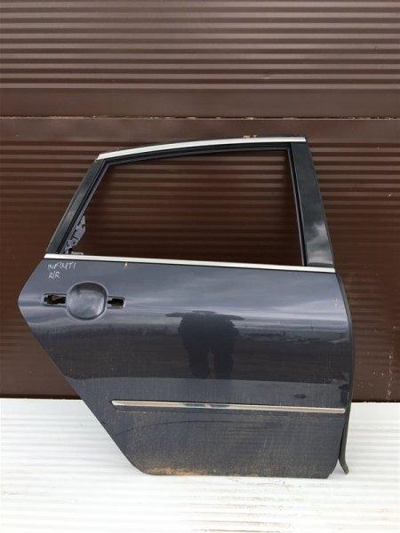 Дверь Infiniti M35 Y50 VQ35 2008 задняя правая (б/у)