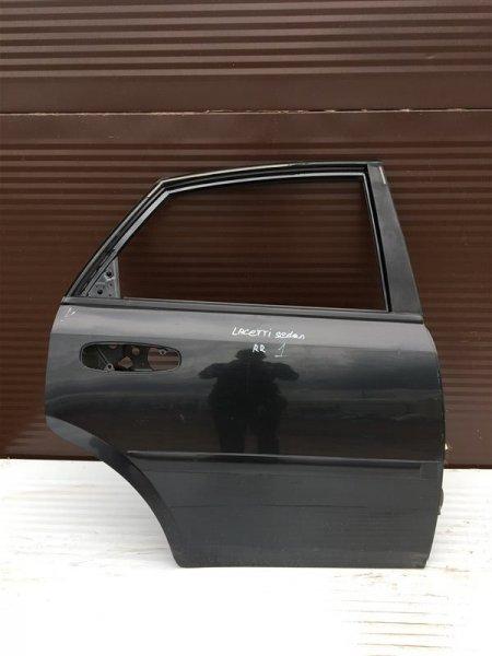 Дверь Chevrolet Lacetti J200 F16D3 2007 задняя правая (б/у)