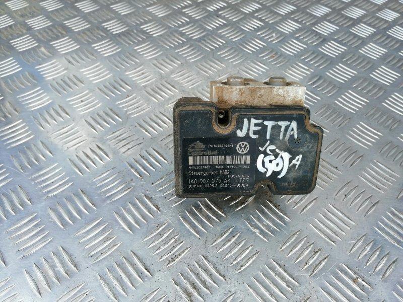 Блок abs Volkswagen Jetta 6 162 CLR 2012 (б/у)