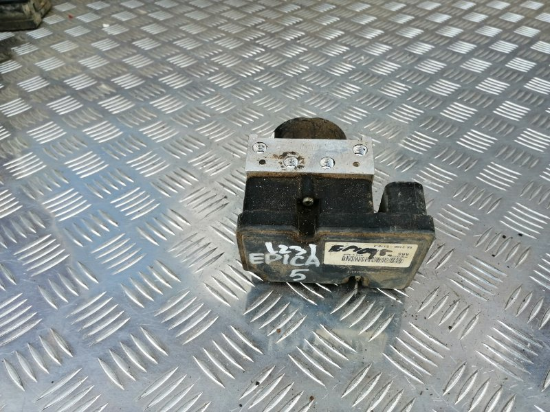 Блок abs Chevrolet Epica V250 X20D1 2009 (б/у)