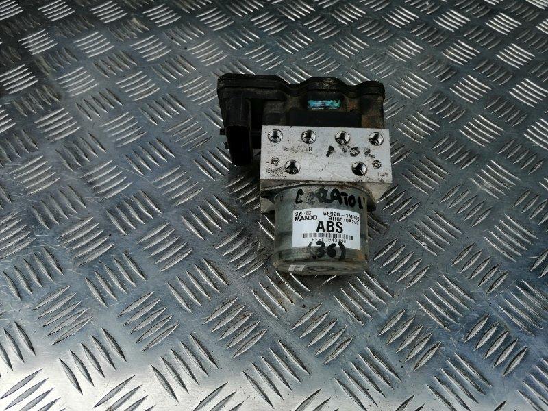 Блок abs Kia Cerato 2 TD G4FC 2011 (б/у)